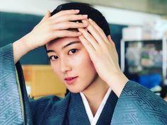 高月彩良 kimono