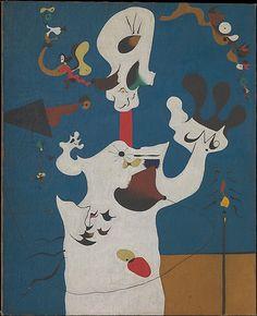 Joan Miró (Spanish, Barcelona 1893–1983 Palma de Mallorca)   Potato