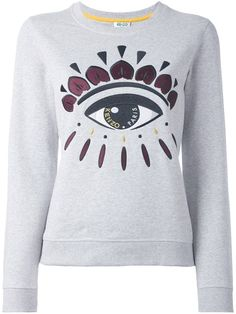 Kenzo 'Eye' Sweatshirt - Farfetch
