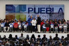 Inaugura Rafael Moreno Valle Centro Comunitario en Texmelucan