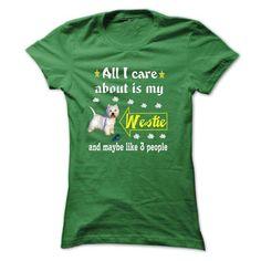 Westie - #football shirt #vintage tee. ADD TO CART => https://www.sunfrog.com/Pets/Westie-27730628-Ladies.html?68278