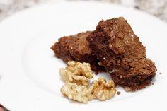 Receta para brownie