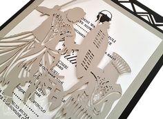 Bespoke wedding invitation design for an umabo wedding. #lasercut #traditional #umabo #membeso #zuluwedding #invitation #weddingtrends #umaboweddingcards