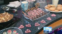 Daybreak recipe: Hot Chocolate and Cookies