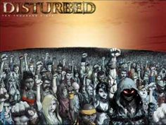 My favorite Disturbed song, lyrics are epic!