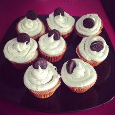 #cupcakes #oreo
