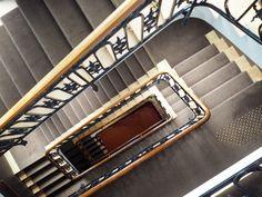 Grand Hotel du Palais Royal, Paris - Thoroughly Modern Milly