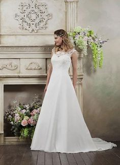 White Rose Designer Wedding Dresses Derby