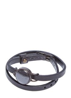 Men's Watches - Accessories | Shop Now at LN-CC - Universe XS Leather Watch