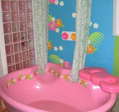 a hello kitty bath tub Beach Aesthetic, Summer Aesthetic, Key West, Mermaid Hotel, Coconut Dream, Malibu Barbie, Mermaid Tale, Weird Dreams, All I Ever Wanted