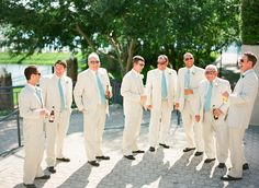 gents ready for a Florida wedding | Justin DeMutiis