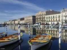 Sète, petite Venise Française