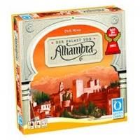 Alhambra (2012 Edition) Board Game , From 365games.co.uk , 365games.co.uk