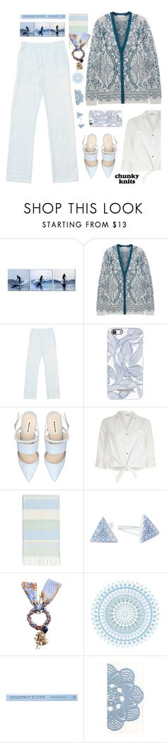 """""""Untitled #220"""" by fanfanfann ❤ liked on Polyvore featuring Baxton Studio, Mary Katrantzou, River Island, Linum Home Textiles, Belk Silverworks and MANGO"""