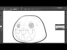 Drawing and Inking Vector Illustrations - Vectips.com