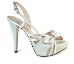 scarpe da sposa albano primavera estate 2013 sandalo fiocco