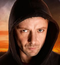 DAY 9: John Simm aka The Master...I love it when he wears his hoodie outfit!!!!!!!!!!!!!!!!!!:D