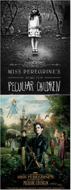 """I'd been born in the wrong century, and I felt cheated."" ~ Ransom Riggs, Miss Peregrine's Home for Peculiar Children (Read it before you watch the movie!)"
