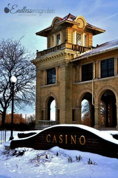 Belle Isle Casino, Detroit MI