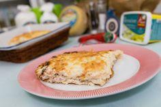 Κρέπες με τρία Κρητικά τυριά! Lasagna, Quiche, Breakfast, Ethnic Recipes, Food, Morning Coffee, Eten, Quiches, Meals