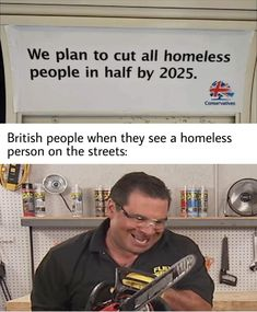 17 We Plan to Cut All Homeless People in Half by 2025 Memes is part of Funny - dankmemes has quickly turned it into the next trending meme Funny Shit, Haha Funny, Funny Posts, Hilarious, Funny Stuff, Random Stuff, Best Funny Pictures, Funny Images, Mau Humor