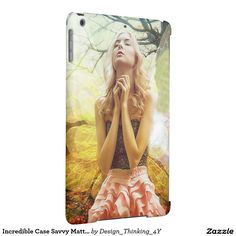 Incredible #Case, Savvy Matte #iPad #Air #Case