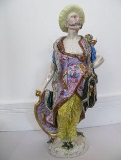 Malabar male figurine