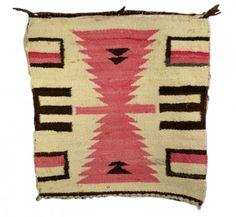 Rug, Navajo, Native American Indian : Lot 962
