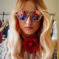 Rose colored glasses blog