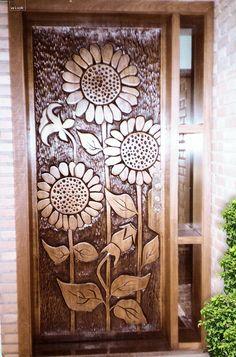 Main Entrance Door Design, Entrance Doors, Doorway, Door Window Covering, Window Coverings, Metal Screen Doors, Door Entryway, Door Detail, Unique Doors