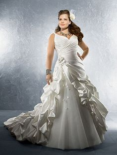 Image detail for -Plus Size Wedding Dresses 2012 8 226x300 Alfred Angelo Plus Size ...