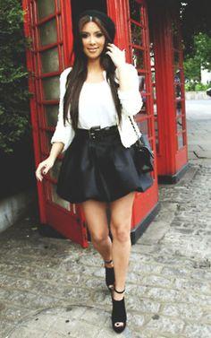 kim ks outfit so cute