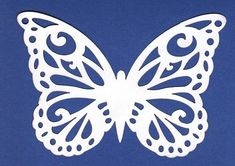 Butterfly Cutouts Butterfly 3 laser cutout pk of
