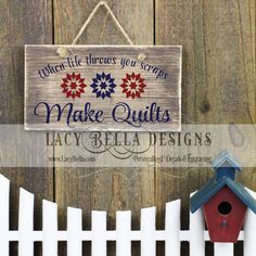 "www.lacybella.com   ""When Life Gives You Scraps Make Quilts"" Lacy Bella 