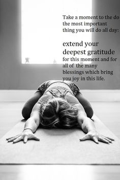 Practice this Gratitude Meditation to uncover a deeper . Practice this Gratitude Meditation to uncover a deeper present moment awar Yoga Motivation, Motivation Positive, Gratitude Challenge, Gratitude Quotes, Deepest Gratitude, Gratitude Ideas, Practice Gratitude, Deep Relationship Quotes, Yoga Inspiration