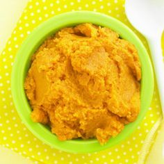 Age-by-Age Guide to Starting Solid Foods: 6 to 8 months: Lunch (via Parents.com)