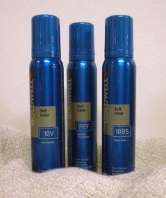 Goldwell soft color vaahtosävyte blondivaahdot 10P helmiäinen sokos? loihtimo jyväskylä