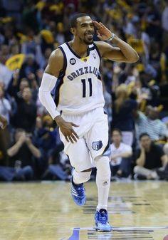 Mike Conley Memphis Grizzlies