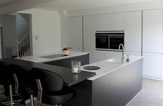 Schuller German Kitchen Case Study for a customer  in Bramhall, Manchester