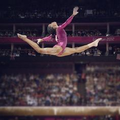 Adorable USA Gold Medalist, Gabby Douglas | Not exactly CrossFit, but definitely an inspiration nevertheless!