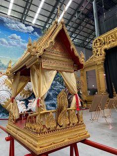 Thai Decor, Mask Dance, Deities, Thailand, Culture