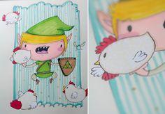 Sketchbook Drawings on Behance