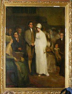Quaker Wedding