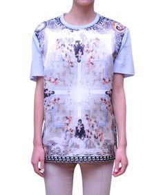 Givenchy Printed cotton t-shirt | Lindelepalais.com 12864