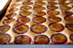Simple plum cake from the tin - Plum cake from the tin Informations About Einfacher Zwetschgenkuchen vom Blech Pin You can easily us - Easy Donut Recipe, Donut Recipes, Green Tea Recipes, Tres Leches Cake, Maila, Gateaux Cake, Homemade Donuts, Plum Cake, Crepe Recipes