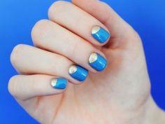 Summer Nail Designs 2013: Simple Easy Summer Nails ~ Nail Designs Inspiration