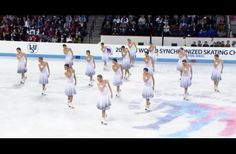 WATCH: They Take The Ice And Wait. When The Music Starts, The Crowd Erupts With Excitement