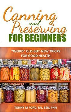Free Kindle Book - [Cookbooks & Food & Wine][Free] Canning And Preserving For Beginners: The Canning Playbook (canning and preserving recipes) (DIY fermentation and canning short read) Home Canning Recipes, Canning Tips, Cooking Recipes, Healthy Recipes, Canning Food Preservation, Preserving Food, Canning Pickles, Canning Vegetables, Canned Food Storage