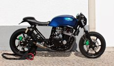 Honda Cafe Racer by RW Motorcycles – BikeBound Cb 750 Cafe Racer, Modern Cafe Racer, Yamaha Cafe Racer, Cafe Racer Build, Cafe Racers, Cb750 Cafe, Honda Cb750, Honda Bikes, Honda Motorcycles