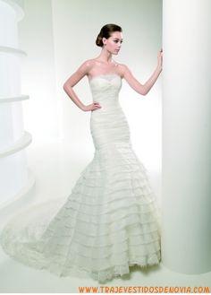 Lesseps Vestido de Novia La Sposa